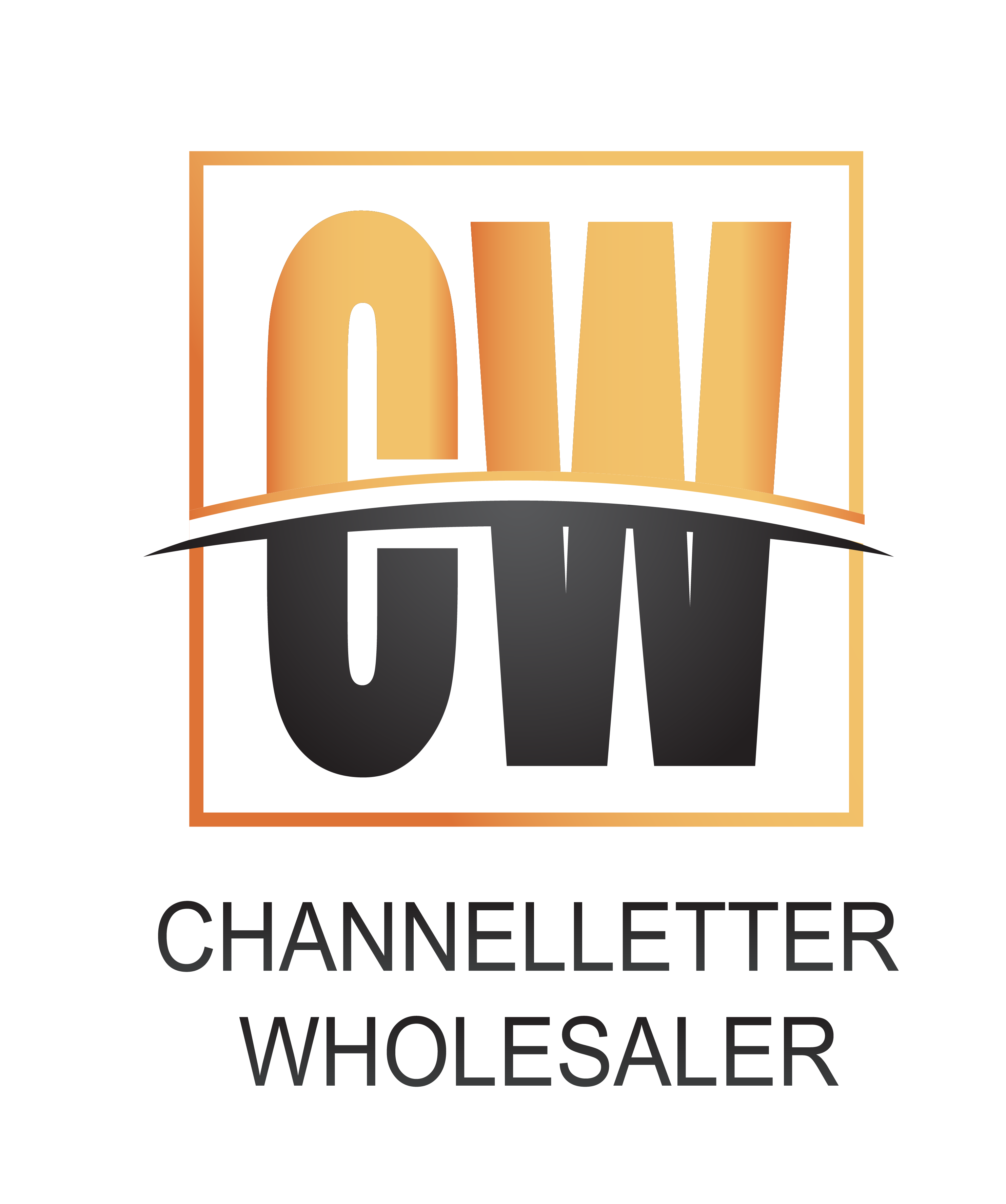 Channel Letters Wholesaler